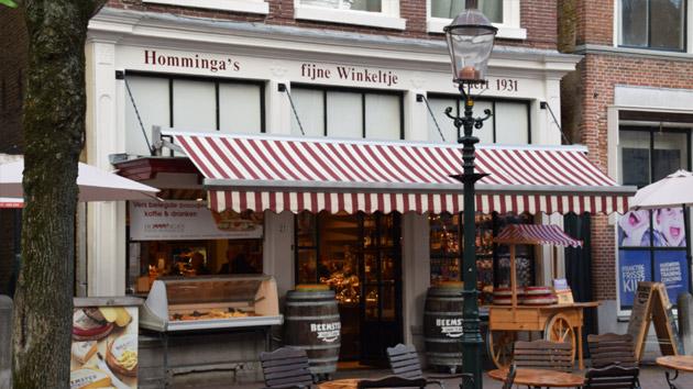 Winkelen in Harlingen