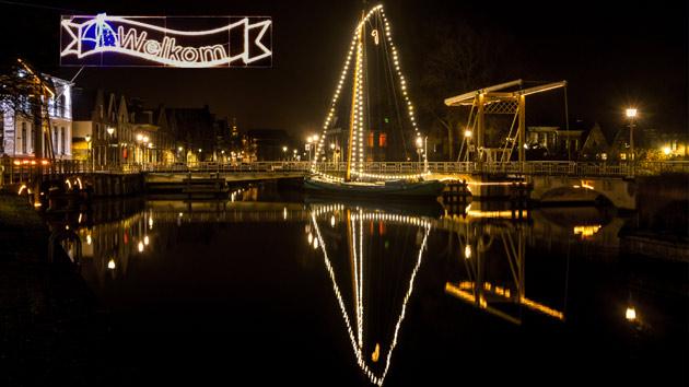Lichtstad Harlingen
